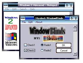 Windows 2 Advanced