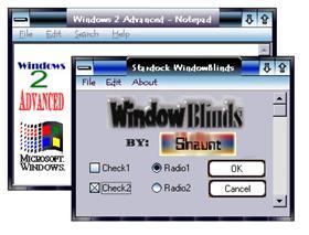 Windows 2 Advanced
