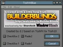 ToshWBlue