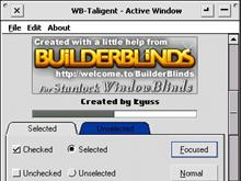 WB-Taligent