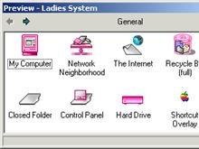 Ladies System
