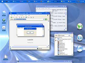 XP Luna OSX