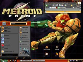 Metroid Prime Desktop