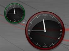 Core Anolog Clock