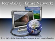 Icon-A-Day # 63 (Entire Network)