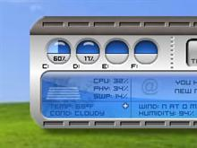 SeaBlue Meters