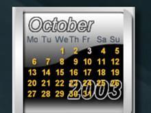 P83 Calendar