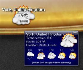 Weather Sample
