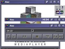 NeXTTime EUI Media Player