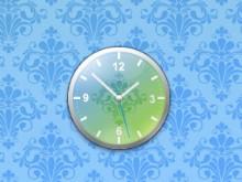 Primavera Clock