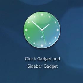 Primo Clock Gadget