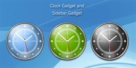 Revolver Clock Gadgets