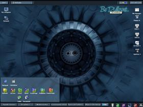 DesktopX on Windows 2000 Variation