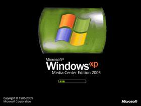 Windows XP Media Center 2005 (Custom)
