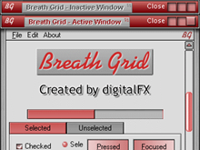 Breath Grid