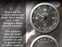 Junghans Mega Solar Extended