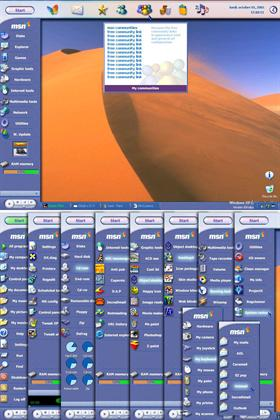 MSN deskTOP 2