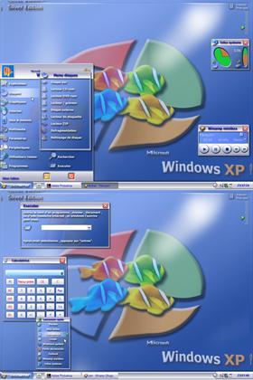 XP Silver edition