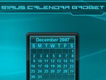 Sirus Calendar
