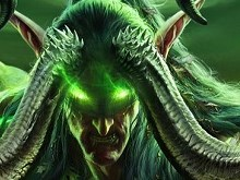 Illidan - Burning Legion