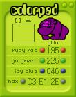 Gilla-colorpad