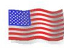 Animated US Flag
