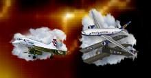 Flight Simulator Zoomer