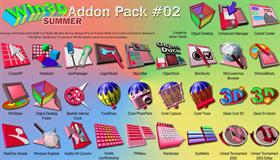Win3D Summer Addon 02