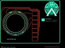 Stargate SG-1 Login Console