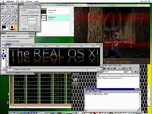 Mac OS X, Windows 95, and X Window
