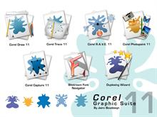Corel Graphic Suite 11 Icon 1.0