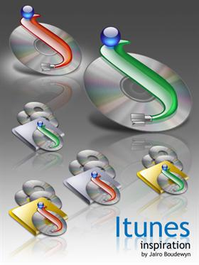 Itunes Inspiration Icons