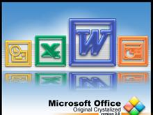 MS Office Original Crystalized Pack 3.0