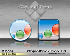 ObjectDock Icon 1.0
