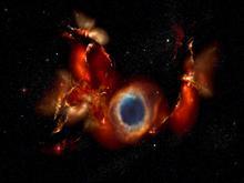 Mayhem Nebula by Moonchilde-Stock
