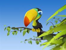 toucan-by nicobou