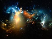 Cometary Nebulae by Moonchilde-Stock
