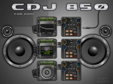 CDJ 850