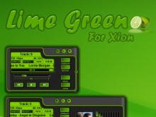 Lime Green Xion