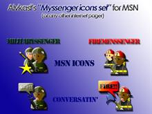 Myssenger  Icon Set for MSN Messenger