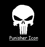 Punisher Icon