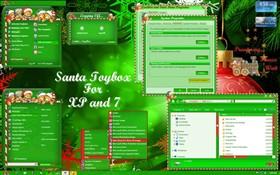 Santa ToyBox