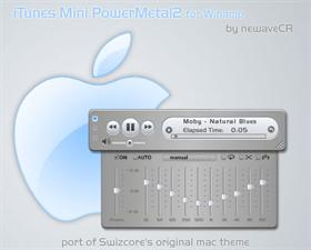 iTunes Mini Powermetal2