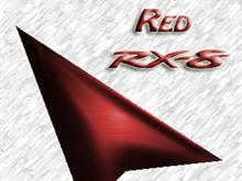 Red RX-8