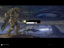 Halo 3 Logon