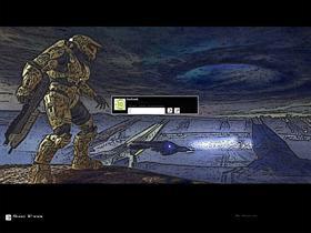 Halo 3 Logon