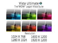 """Vista Ultimate """"The WOW Suite """""""
