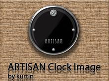 Artisan Clock