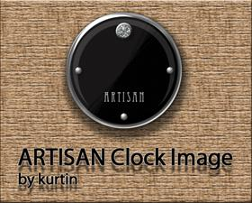 Artisan Clock