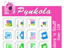 Pynkola Microsoft Files 'n Stuff